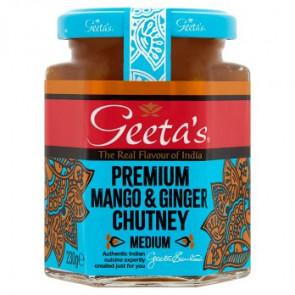 Geetas Mango Ginger Chutney