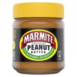 Marmite Peanut Butter Crunch Jar
