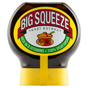 Marmite Spread Squeezable