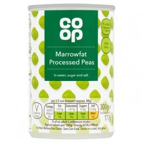 Co Op Marrowfat Processed Peas