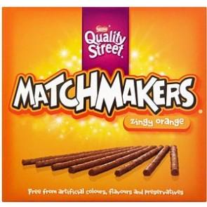 Quality Street Zingy Orange Matchmakers