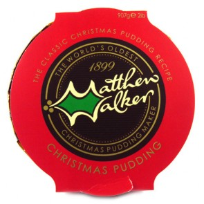 Matthew Walker Classic Christmas Pudding - Extra Large
