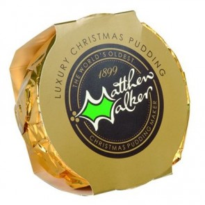 Matthew Walker Luxury Christmas Pudding