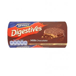 McVities Digestives Milk Chocolate