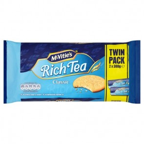 McVities Rich Tea - Value 2pk