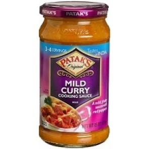 Pataks Mild Curry Sauce