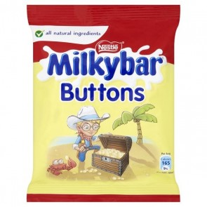 Nestle Milky Bar Buttons
