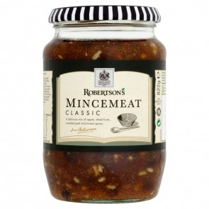 Robertsons Mincemeat Double Jar