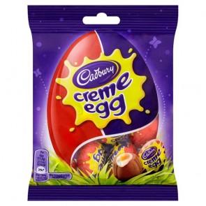 Cadbury Mini Creme Eggs Bag