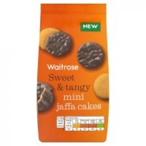 Waitrose Mini Jaffa Cakes Bag