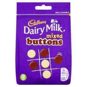 Cadbury Mixed Buttons Giant Bag