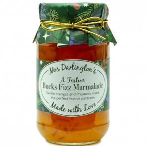Mrs Darlington's Festive Bucks Fizz Marmalade
