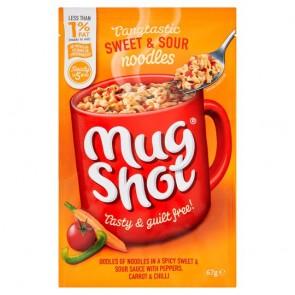 Mugshot Noodles Peri Peri