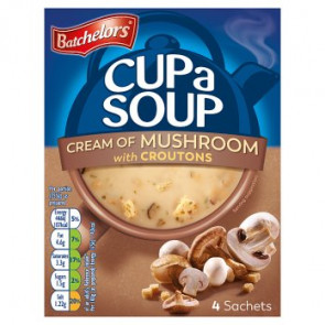 Batchelors Mushroom Cup A Soup