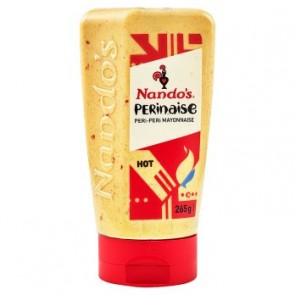 Nandos Hot Perinaise Squeezy Sauce