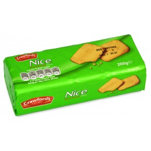 Crawford Nice Biscuits