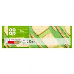 Co Op Nice Biscuits - Large Pack
