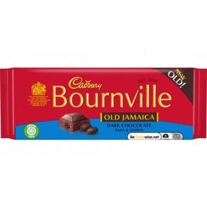 Cadbury Bournville Old Jamaica Bar Large