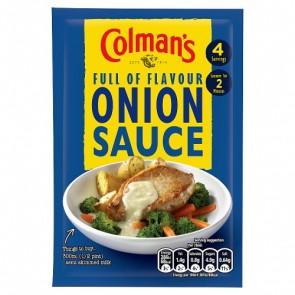 Colman's Onion Sauce Mix