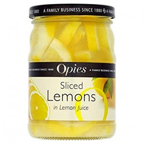 Opies Sliced Lemons