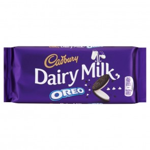 Cadbury Dairy Milk Oreo Medium Bar