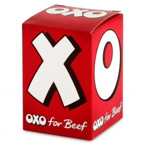 Oxo For Beef Stock Cubes