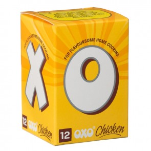 Oxo For Chicken Stock Cubes