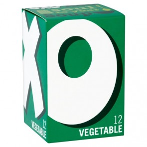 Oxo Vegetable Cubes
