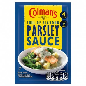 Colmans Parsley Sauce Mix