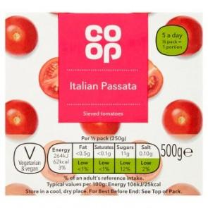 Co Op Italian Passata