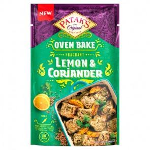 Pataks Oven Bake Lemon Coriander