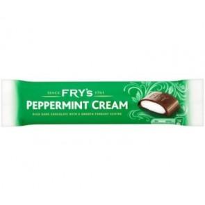 Frys Peppermint Cream Bar
