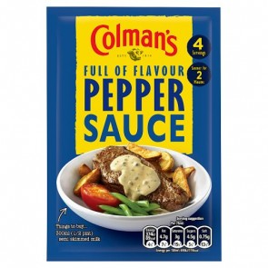 Colmans Pepper Sauce Mix