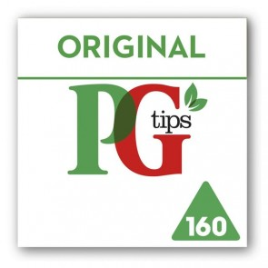 PG Tips Tea Bags - 160
