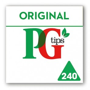 PG Tips Teabags - 240