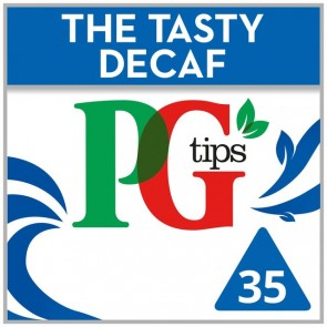 PG Tips Decaf Teabags