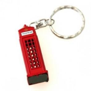 Phone Box Keyring