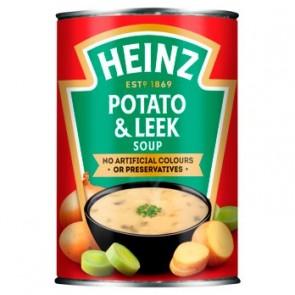 Heinz Potato Leek soup