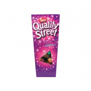 Quality Street Carton - Medium