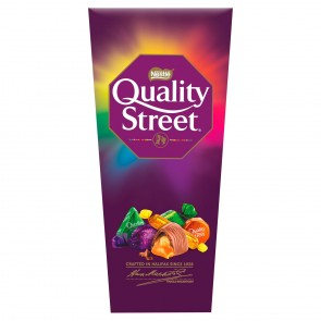 Quality Street Carton - Medium