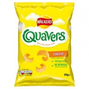 Walkers Quavers Cheeese