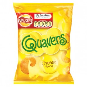 Walkers Quavers Cheeese