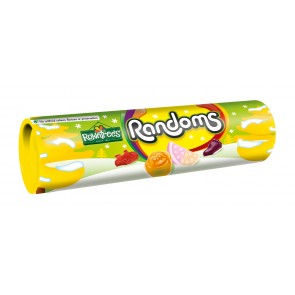 Rowntrees Randoms Festive Tube