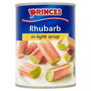 Princes Rhubarb Can