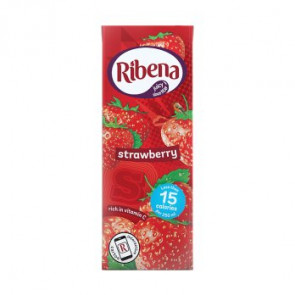 Ribena Strawberry Ready To Drink