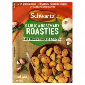 Schwartz Garlic Rosemary Roasties Mix