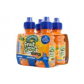 Robinsons Fruit Shoot Orange - 4pk