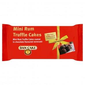 Dan Cake Rum Truffles