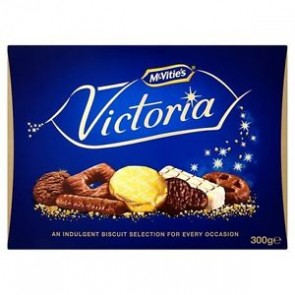 McVities Victoria Selection Carton