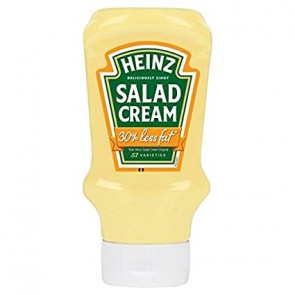 Heinz Salad Cream Light Squeezy